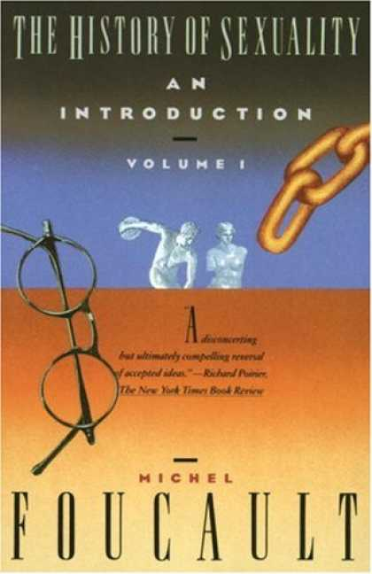 History Books - The History of Sexuality, Vol. 1: An Introduction