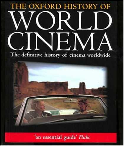 History Books - The Oxford History of World Cinema