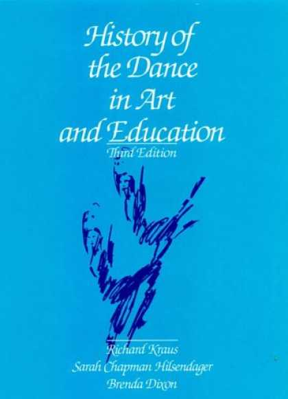History Books - History of the Dance in Art and Education (3rd Edition)