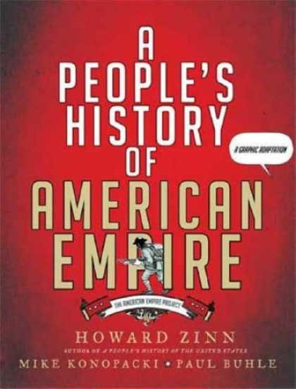 History Books - A People's History of American Empire (American Empire Project)