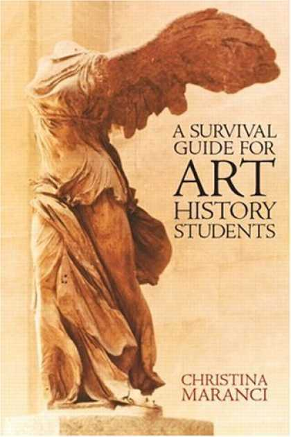 History Books - A Survival Guide for Art History Students