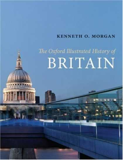 History Books - The Oxford Illustrated History of Britain (Oxford Illustrated Histories)