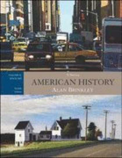 History Books - American History: A Survey, Volume 2, Since 1865