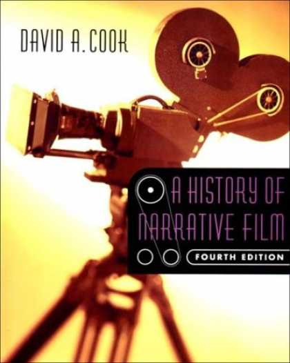 History Books - A History of Narrative Film, Fourth Edition