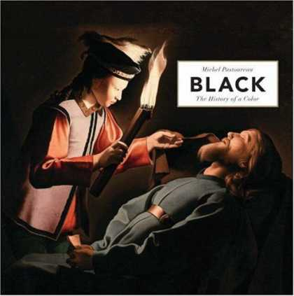 History Books - Black: The History of a Color
