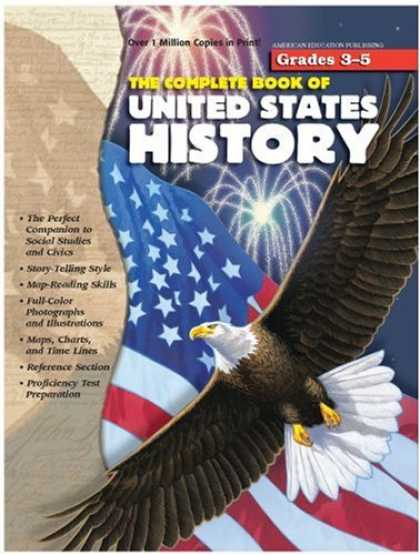 History Books - The Complete Book of U.S. History