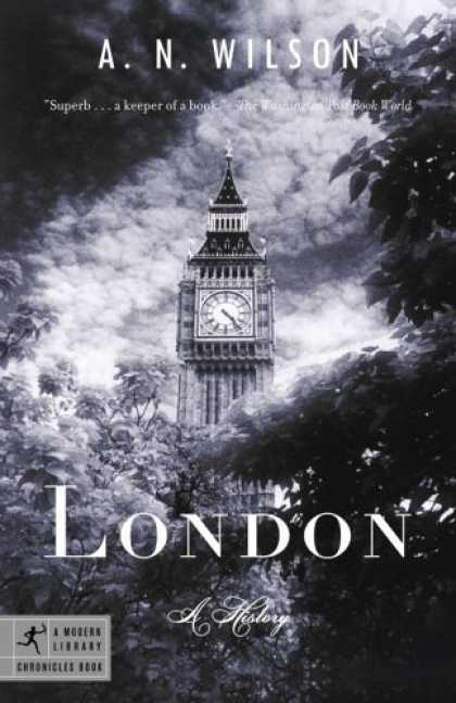 History Books - London: A History (Modern Library Chronicles)