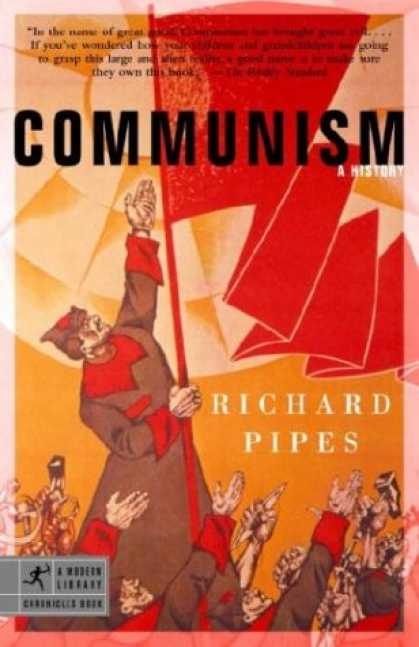 History Books - Communism: A History (Modern Library Chronicles)