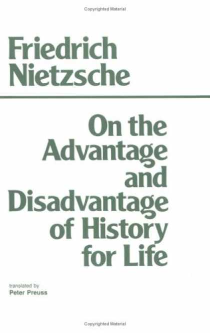 advantages and disadvantages of ancient life 1 the advantages and disadvantages of art history to life: alois riegl and historicism diana reynolds cordileone in the future, confronted with every single available fact, we will find it necessary to ask what.