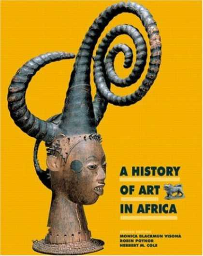 History Books - History of Art in Africa, A (2nd Edition)
