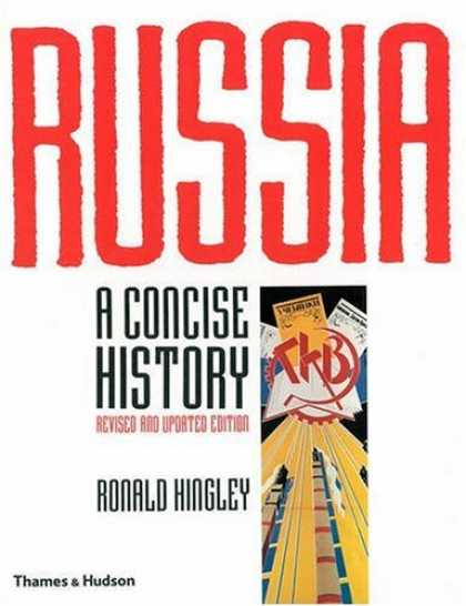 History Books - Russia : A Concise History