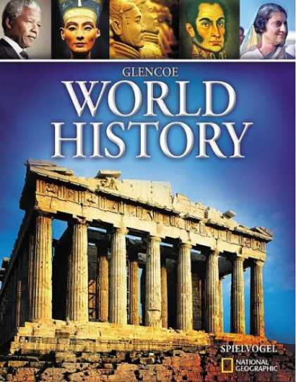 History Books - Glencoe World History, Student Edition
