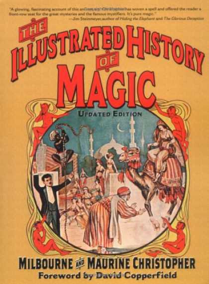History Books - The Illustrated History of Magic