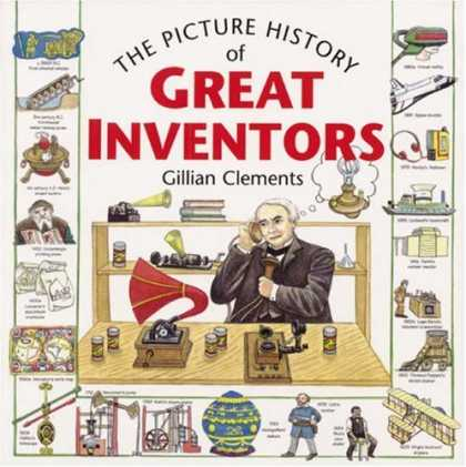 History Books - The Picture History of Great Inventors