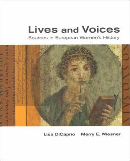 History Books - Lives and Voices: Sources in European Women's History