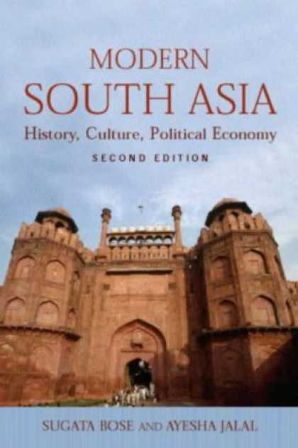 History Books - Modern South Asia: History, Culture and Political Economy