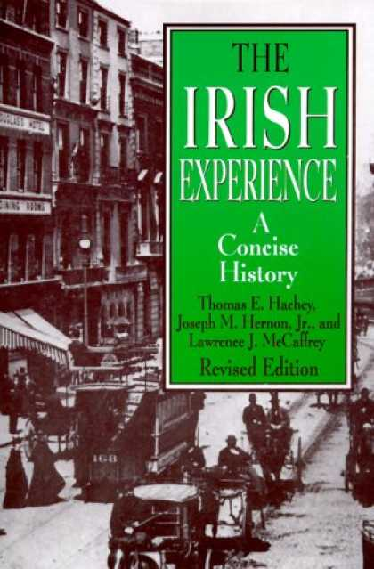 History Books - The Irish Experience: A Concise History
