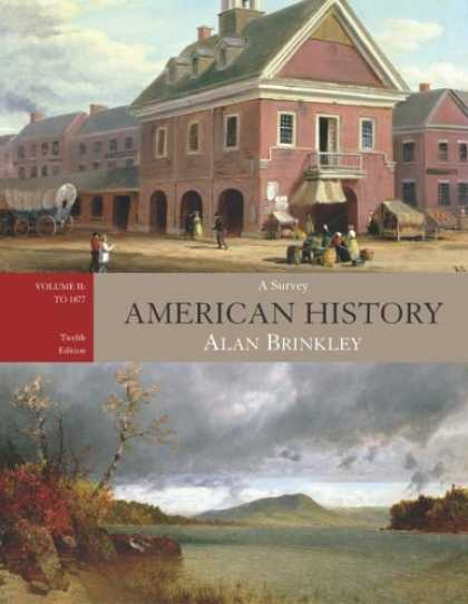History Books - American History: A Survey, Volume 1 w/PowerWeb and Primary Source Investigator