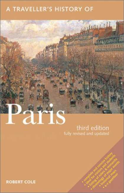 History Books - A Traveller's History of Paris (Traveller's Histories Series)
