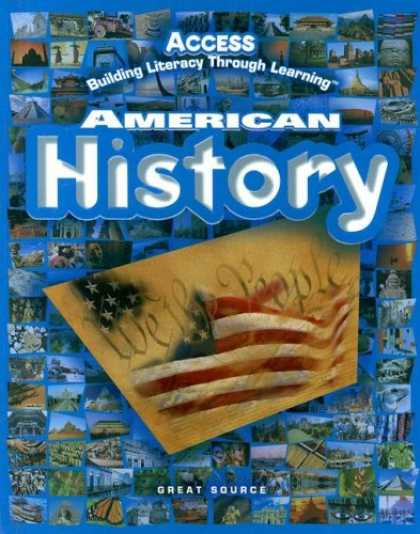 History Books - American History (Access: Building Literacy Through Learning)