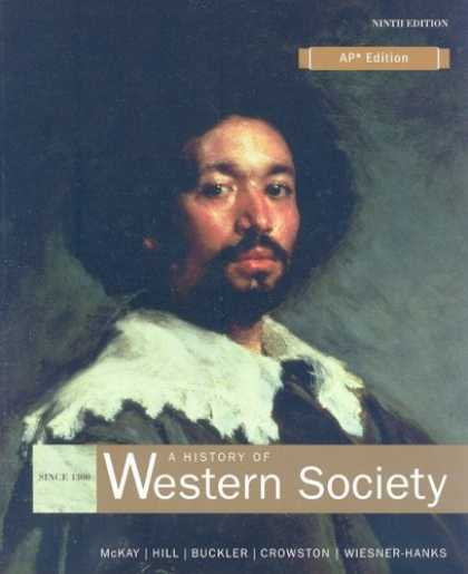 History Books - A History of Western Society Since 1300 for Advanced Placement*