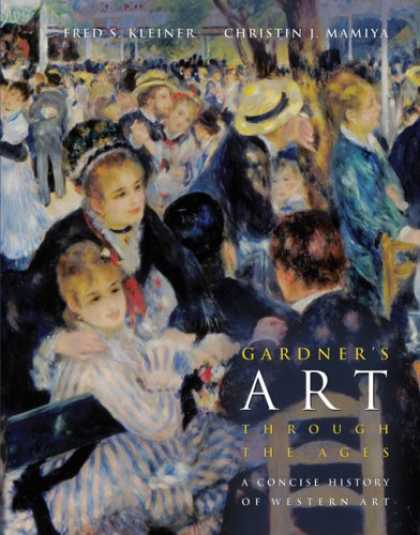 History Books - Gardner's Art through the Ages: A Concise History of Western Art (with CD-ROM)