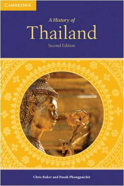 History Books - A History of Thailand