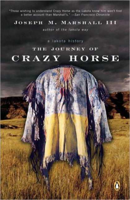 History Books - The Journey of Crazy Horse: A Lakota History