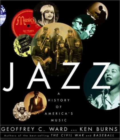 History Books - Jazz: A History of America's Music
