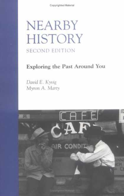 History Books - Nearby History: Exploring the Past Around You (American Association for State an