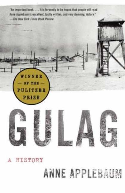 History Books - Gulag: A History