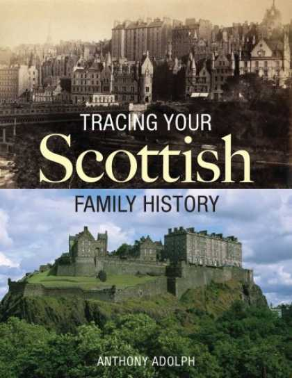 History Books - Tracing Your Scottish Family History