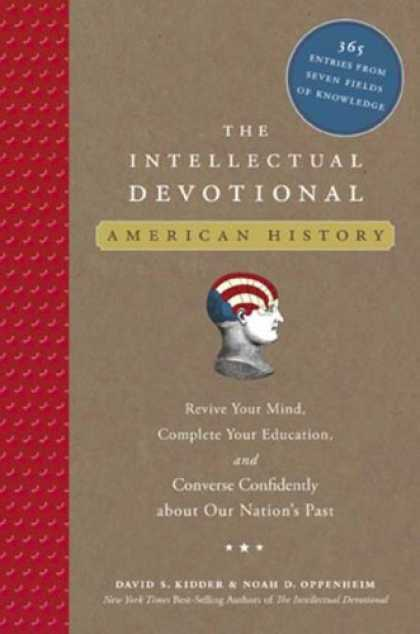 History Books - The Intellectual Devotional: American History: Revive Your Mind, Complete Your E