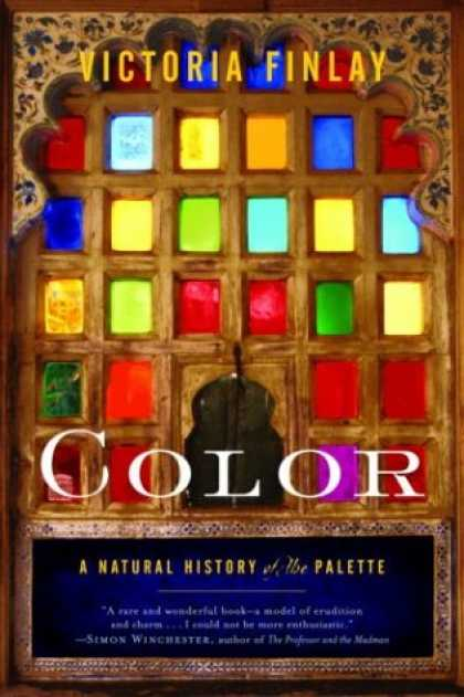 History Books - Color: A Natural History of the Palette