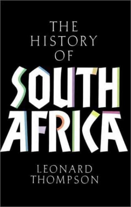 History Books - A History of South Africa, Third Edition