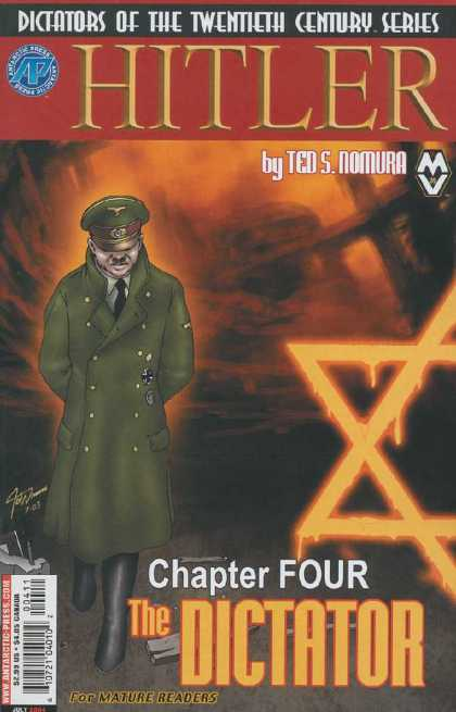 Hitler 4 - Dictators - Twentieth Century - Ted S Nomura - Chapter Four - Nazi
