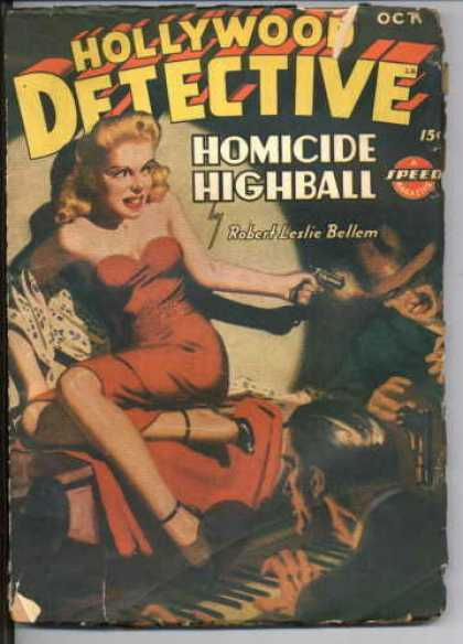 Hollywood Detective 10