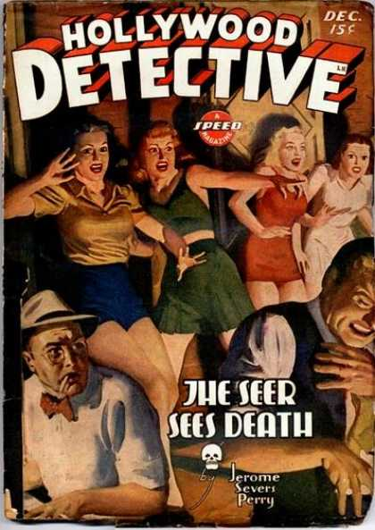 Hollywood Detective 11