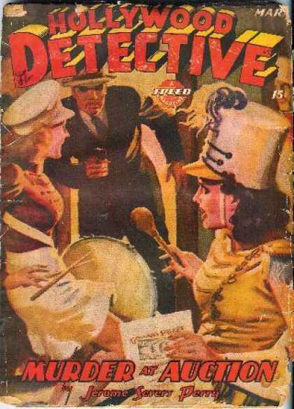 Hollywood Detective 12
