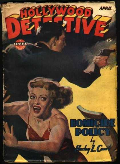 Hollywood Detective 13