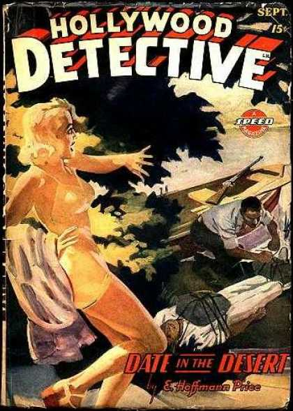 Hollywood Detective 15