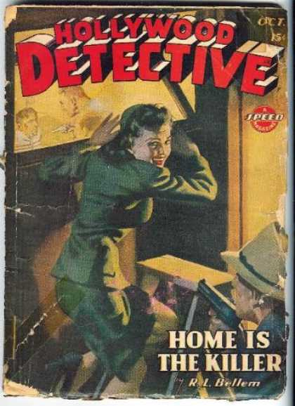 Hollywood Detective 16