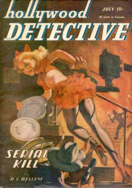 Hollywood Detective 24