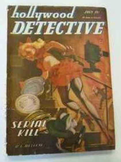 Hollywood Detective 25