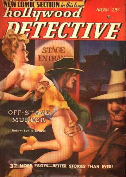 Hollywood Detective 28