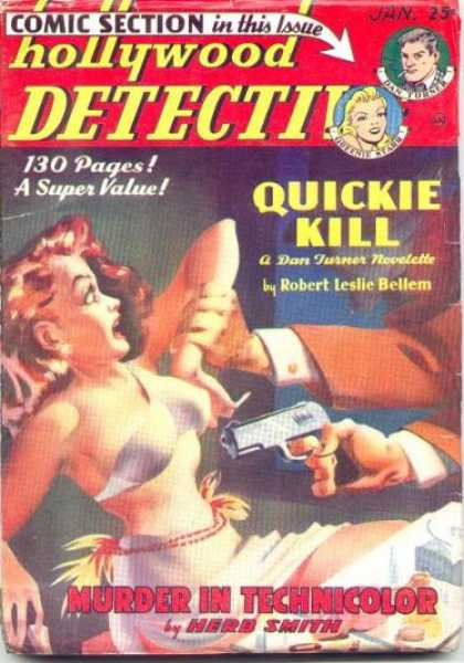 Hollywood Detective 32