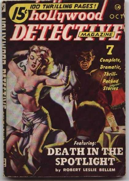 Hollywood Detective 37
