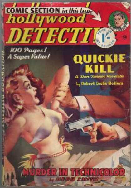 Hollywood Detective 38