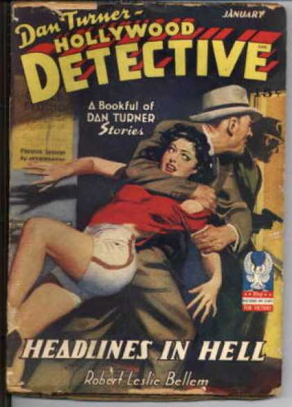 Hollywood Detective 5