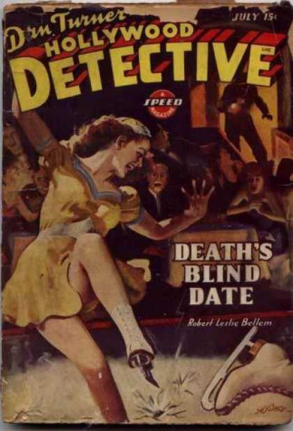 Hollywood Detective 9